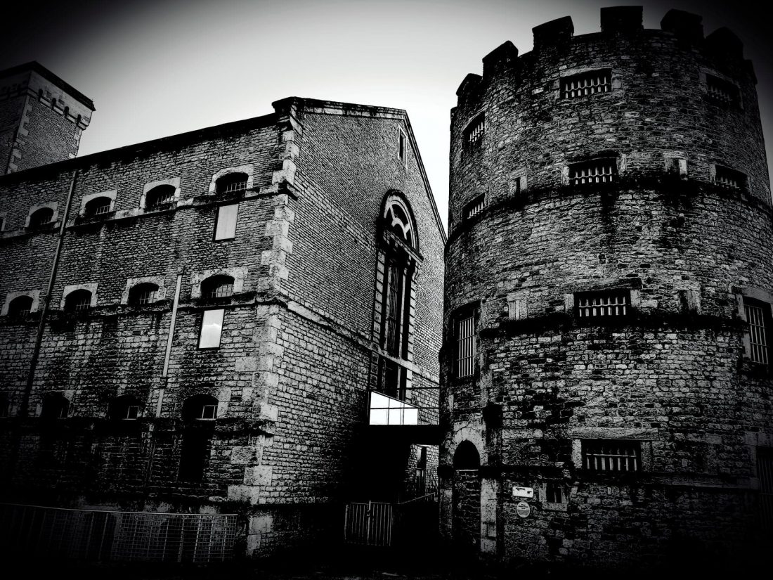 Ghost Hunt Oxford Castle