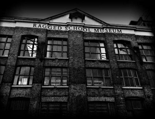 The Ragged School – Saturday 12/10/19